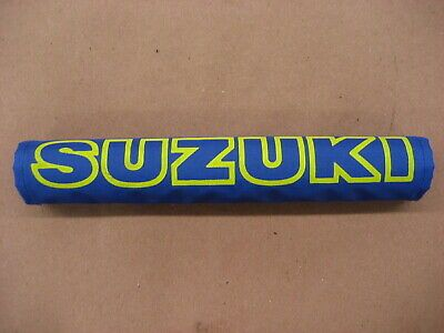 Advertisement Ebay Vtg Answer Nos 86 87 Suzuki Rm125 Rm250 Cross Bar Crossbar Pad Mx Ahrma In 2020 Motorcycle Parts And Accessories Antiques Parts And Accessories