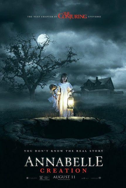Espeluznante Nuevo Trailer De Annabelle Creation Peliculas De Terror Peliculas De Miedo Ver Peliculas Completas