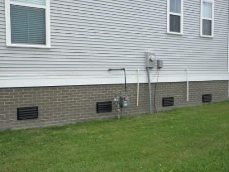 Flood Vent 79 Cover 205 Sq Ft In 2020 Flood Vents Crawl Space Door Flood