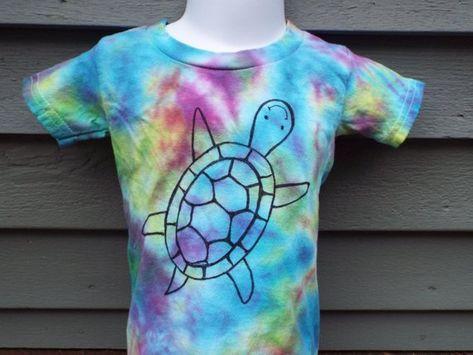 e4e374e76871 Toddler Turtle Shirt