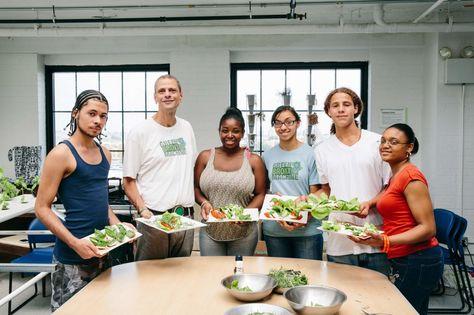 Green Bronx Machine: Teaching Kids through Vegetable Gardening mindfulmomma.com