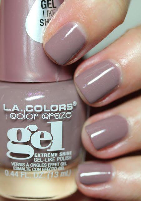 L A Colors Color Craze Gel Extreme Shine Chateau La Colors Nail Polish Nail Polish Nail Polish Blog