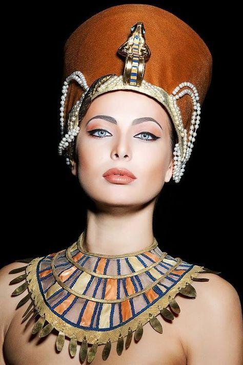 #egyptianmakeup