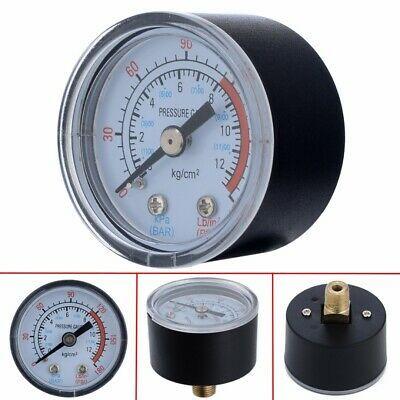 Ad Ebay Url 0 180psi 0 12bar Air Compressor Pneumatic Hydraulic Fluid Pressure Gauge New In 2020 Hydraulic Fluid Pressure Gauge Air Compressor