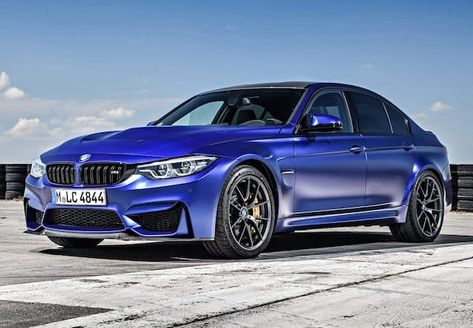 2018 Bmw M3 Cs Price Specs And Review With Images Bmw M3
