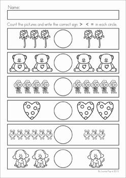 Valentine\'s Day | Literacy worksheets, Literacy and Worksheets