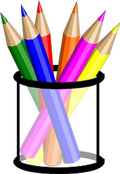 Colored Gemstone Combinations The Following Combinations Of Gem Colors And Popular Pencil Brands Should Give You A Colored Pencils Coloured Pencils Pencil Cup