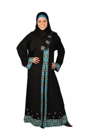 عبايات محجبات خليجى خرافة سيدات مصر Fashion Women Nun Dress