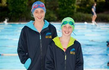 The Great Kiwi Swim Parka - great kids swimming jacket with ...