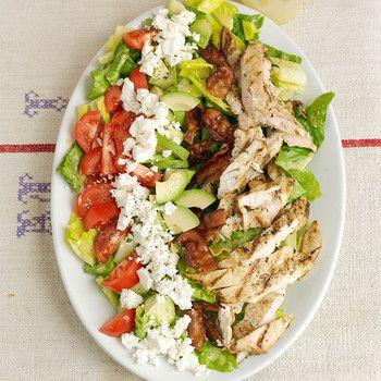 Marthastewart On Instagram Cobb Salad Recipe Chicken Salad Recipes Delicious Salads
