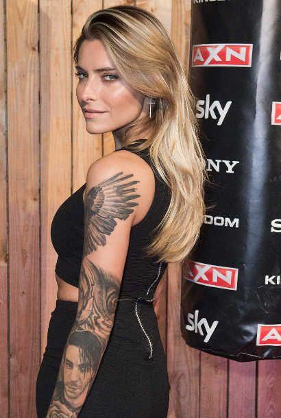 Bildergebnis für tattoo sophia thomalla