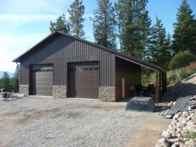 Harmonious Accelerated Shed Building Kit Find Savings Pole Barn Homes Metal Building Homes Building Costs