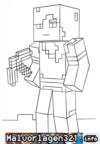 Ausmalbilder Minecraft Malvorlagen321 Minecraft Ausmalbilder Malvorlagen Fur Jungen Malvorlagen