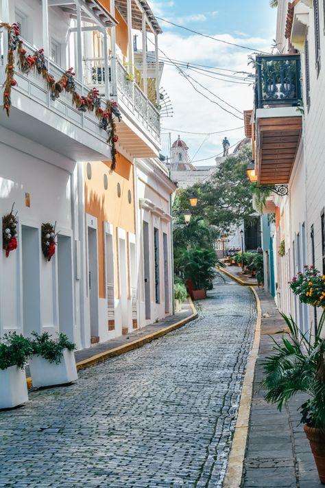 Colorful Walking Tour of Old San Juan | The Postcard Traveler