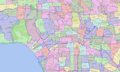 Search Los Angeles Homes for Sale by Zip Code Los Angeles Zip