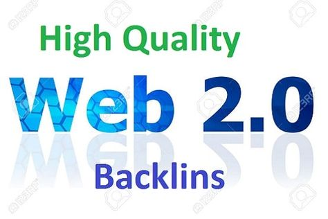 I Will Create 15 High Quality Web 2 0 Backlinks