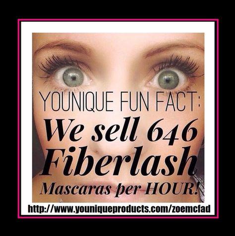 younique we sell 646 3D FIBER LASHES+...
