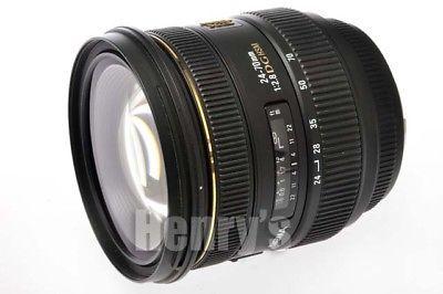 Sigma Ex 24 70mm F2 8 If Dg Hsm For Canon Eos 60d 7d 5d Open Box Samsung Gear Watch Stuff To Buy Canon Eos