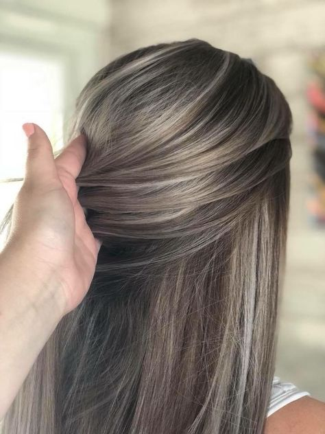 62 best of balayage shadow root babylights hair colors for 2019 45