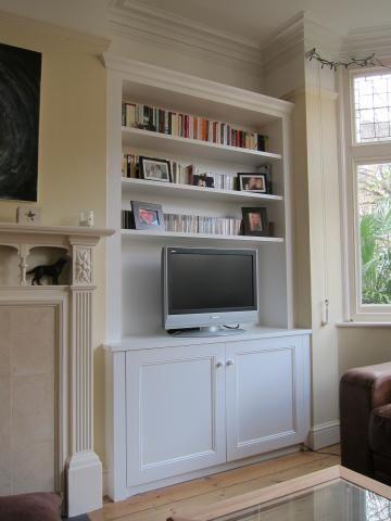 Alcove Cabinets James Carpentry