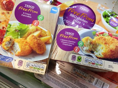 New Gluten Free Frozen Food Tesco Party Food 2014 Food