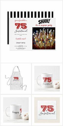 75 Sensational Birthday Gifts And Ideas 75th Birthday