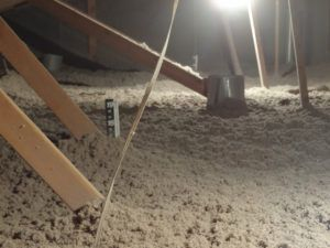 Best Types Of Insulation For Attics Types Of Insulation Types Of Attic Insulation Attic Insulation