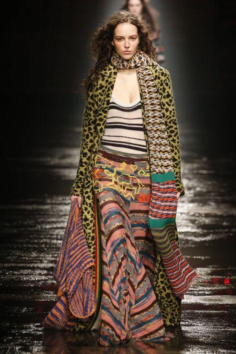 Missoni Autumn/Winter 2018 Ready To Wear | British Vogue