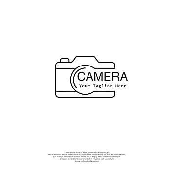 الكاميرا تصميم شعار Camera Logos Design Camera Logo Text Logo Design