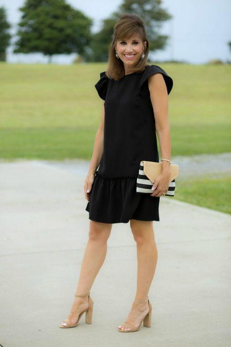 Farbe Der Schuhe Zu Schwarzem Kleid 50 Ideen Dresses Pinterest
