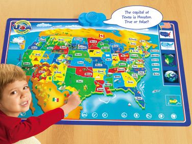 Best Images About Lakeshore Wish List On Pinterest Kid - Interactive us map for kids