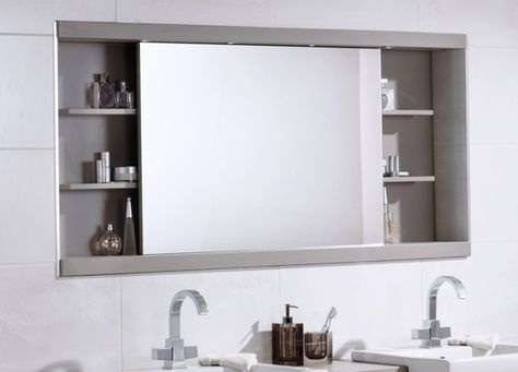 Spiegelschrank für Bad - Die Funktionalität im modernen ...
