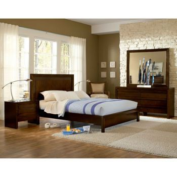 Wakefield 5-piece Queen Bedroom Set | Really like this and how ...