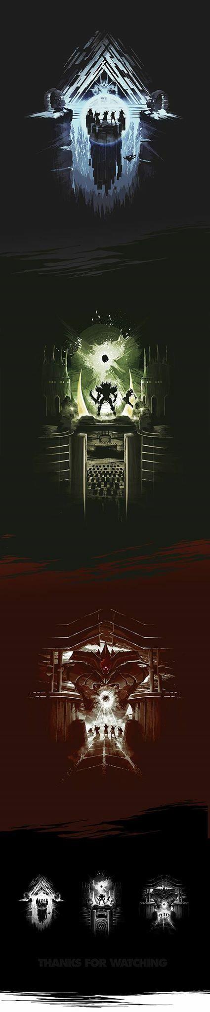 Destiny the game #TTK #VOG #COE