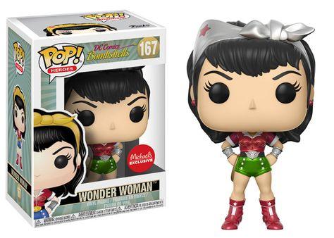 FLAWED BOX DC Comics DC Bombshells Batwoman POP Vinyl Figure FUNKO
