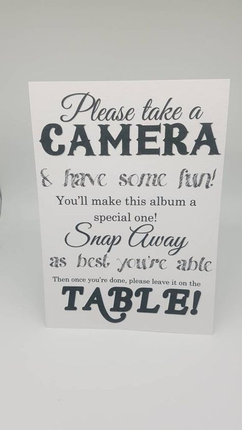 Calligraphy Gift Tag Wedding Camera Sign PDF Wedding Camera Tags Wedding Camera Tag Printable Disposable Camera Tags Camera Gift Tag