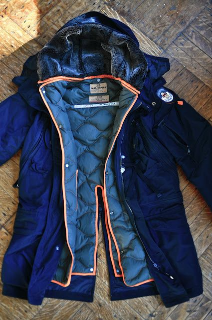 ParaJumpers Down Filled Jacket - quilting pattern