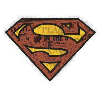 Superman S Shield Newspaper Logo Superman Coloring Pages Superman Art Superman