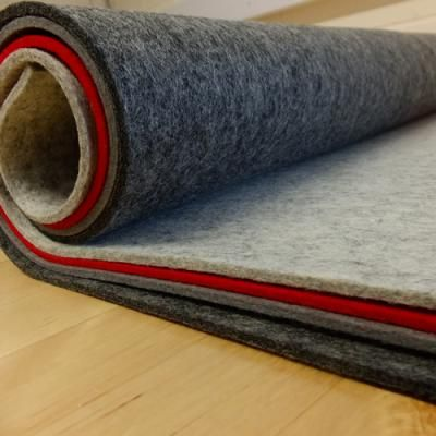 3mm 100 Wool Felt Red Wool Felt Felt Fabric Wool