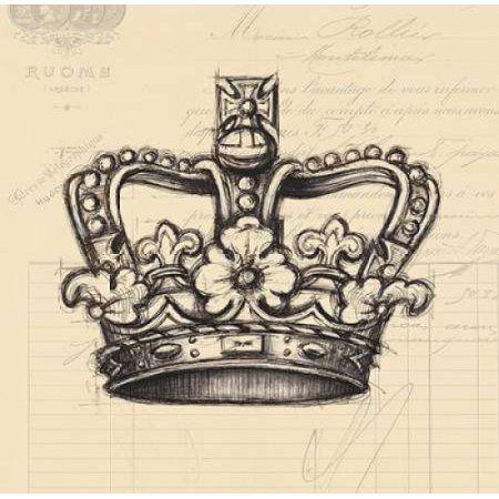 Documented Royalty Canvas Art - Studio Z (22 x 28)