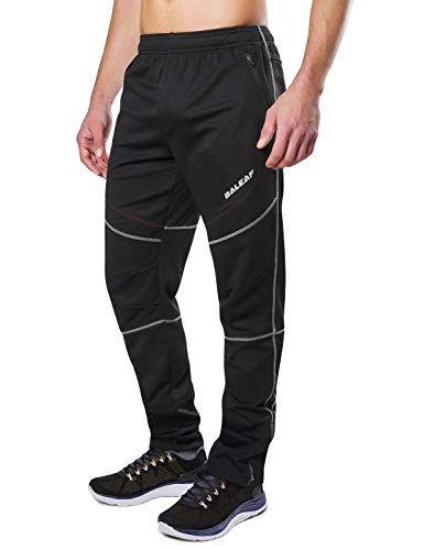 Athletic Pants Winter Thermal Fleece