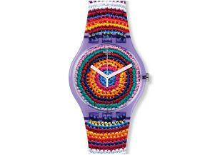 Shop for Swatch Women's Originals Multi Rubber Quartz Watch. Get free delivery at Overstock - Your Online Watches Store!