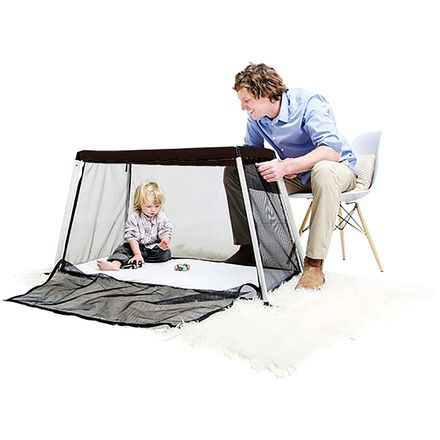 Phil And Teds Traveller Carrier Travel Cot Modern Baby