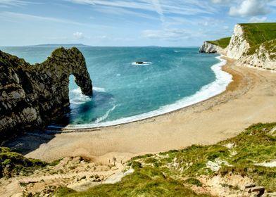 England English Seaside Sea Side Durdle Door Durdledoor Jurassic Coast