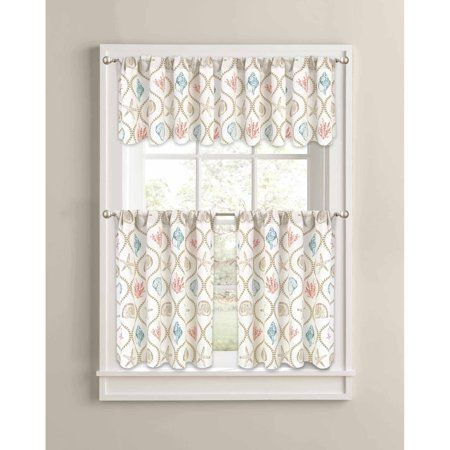 850090603dc21e42430bf65585bb63d7 - Better Homes And Gardens Shells Shower Curtain
