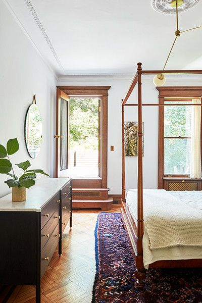 Light The Way - A 1900s Park Slope Limestone That Perfectly Blends Traditional And Modern  - Photos