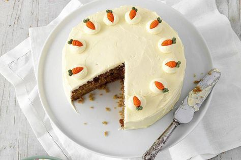 This is the World's Best Carrot Cake Recipe #carrotcake #carrotcakerecipe