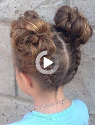 20 Adorable Toddler Girl Hairstyles In 2020 Kids Hairstyles Hair Styles Girl Haircuts