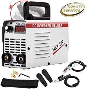 Hey Up 110v Stick Welder In 2020 Welders Inverter Welder Power