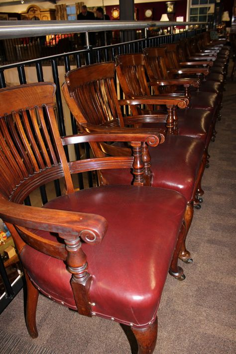 Antique Dining Chairs By The Yard At Guardroom Hemswell